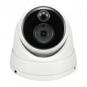 Smart Home Automation - Swann 4x 1-Way Audio Facial Recognition 4K Dome Cameras