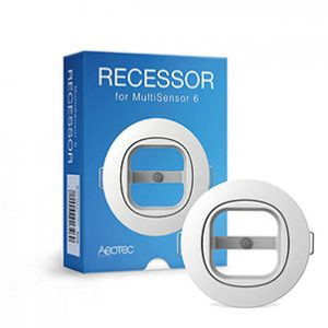 AEOTEC MultiSensor 6 Recessor