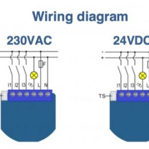 Smart Home Automation - CLIPSAL Impress Z Wave Sgl Dimmer Switch