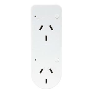 Brilliant Wifi Double Smart Plug